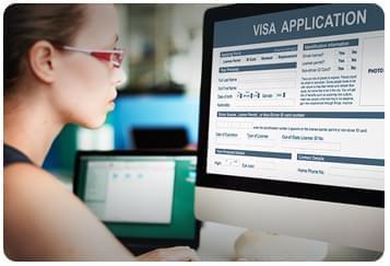 Visum Oman online