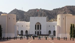 What is the capital of oman